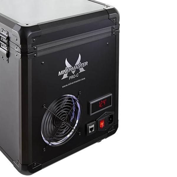 MinerMaster PRO C Cooler Silencer 3